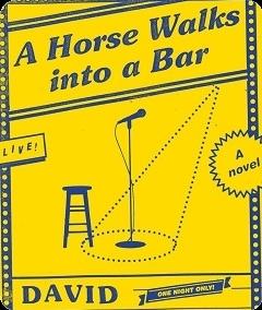 סוס אחד נכנס לבר