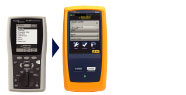 fluke network - get smart go versiv