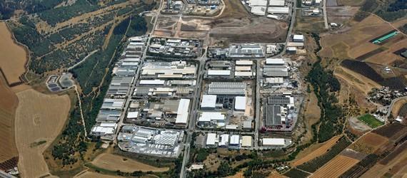 החל מיפוי איכות האוויר באזור התעשייה אלון תבור וסביבתו