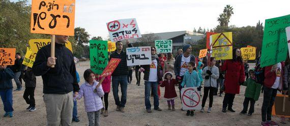 הישג לפורום ראשי הרשויות המתנגדים לשדה התעופה בעמק יזרעאל: