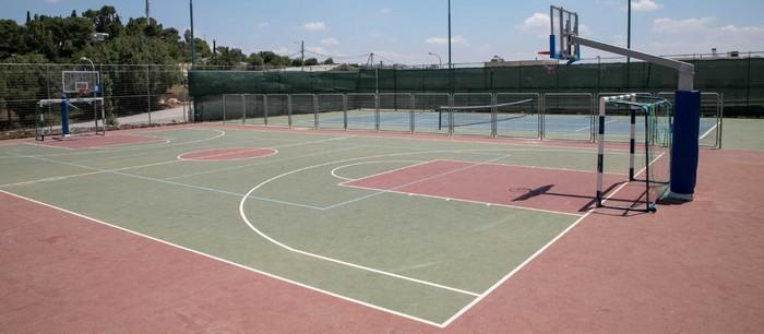 משדרגים את מגרשי הספורט, האולמות והמתקנים ביישובי המועצה