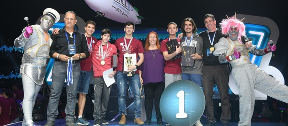 תלמידי תיכון ויצו נהלל זכו במקום הראשון בתחרות הרחפנים במסגרת אליפות הסייבר הארצית