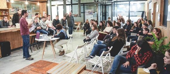אירוע פתיחה למועצת הנוער היזרעאלית