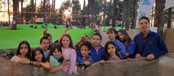 מחנה פסח - מחלקת הנוער