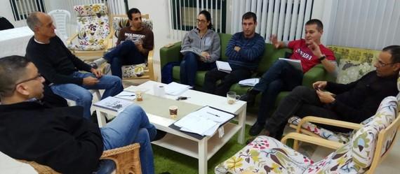 יישובי העמק לומדים ערבית