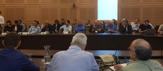 המאבק בהקמת שדה תעופה בעמק יזרעאל ממשיך
