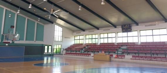 אולמות הספורט של המועצה התחדשו לקראת שנת הפעילות הקרובה