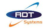 rdt system logo