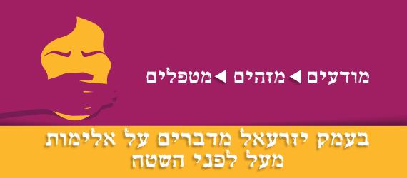 בעמק יזרעאל מדברים על אלימות מעל פני השטח