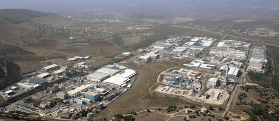 נאבקים בהגדלת תחנת הכוח באזור התעשייה 'אלון תבור'