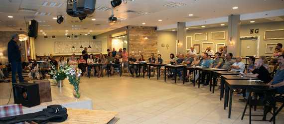 שפה כגשר לקשר – סיום חגיגי ללימודי הערבית ב 30 קבוצות (!) ביישובי העמק