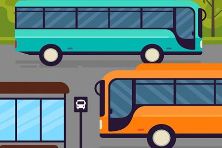 תחבורה ציבורית ביישובי האשכול הצפוני והמזרחי