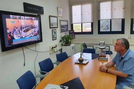 ועדת הכלכלה של הכנסת קוראת להקמת שדה התעופה המשלים בנבטים