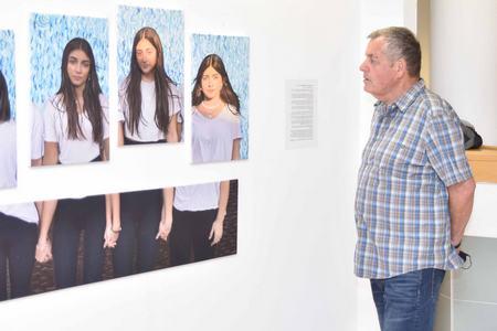 תערוכת בוגרי מגמת אמנות וצילום בבית הספר ויצו נהלל