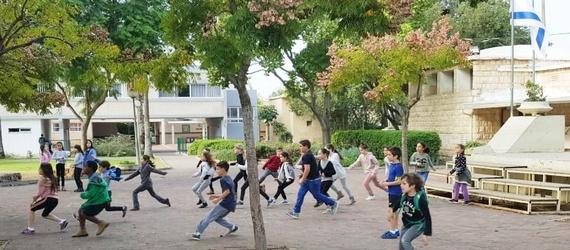630 תלמידים נהנו מפעילות חנוכה בשישה מוקדים בעמק יזרעאל במסגרת בית הספר של החגים