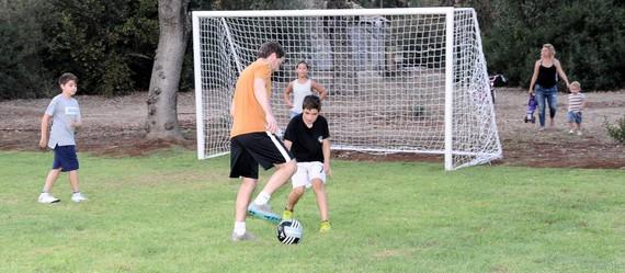 תתחדשו – נחנך מגרש ספורט חדש בקיבוץ הסוללים