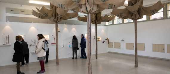 'מעשייה מקומית'- נפתחה תערוכה של האמנית דבורה מורג בבית חנקין