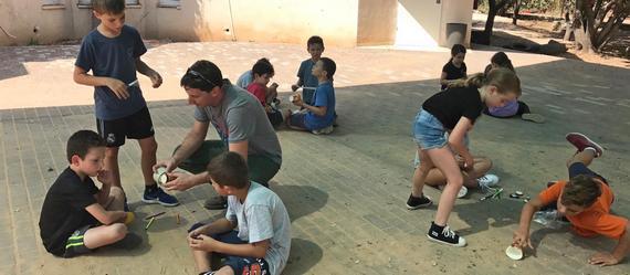 """בית הספר היסודי """"מרחבים"""" פורץ דרך בתכנית חדשנית של מדעטק חיפה"""
