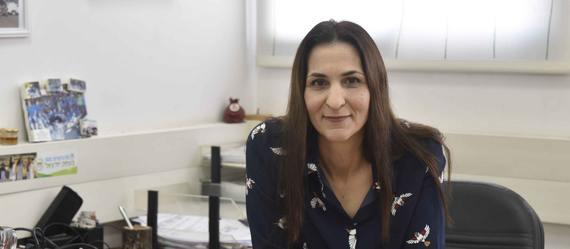 """נעים להכיר! רינת זונשיין, מנכ""""לית חדשה למועצה האזורית עמק יזרעאל"""