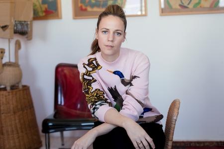 רונה קינן במפגש אמן