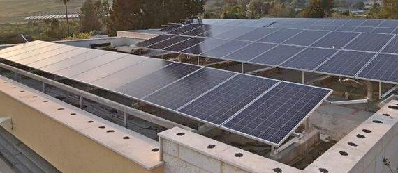 תכנית ההתנתקות – המועצה האזורית מתנתקת מחברת החשמל ומשקיעה בגגות סולאריים