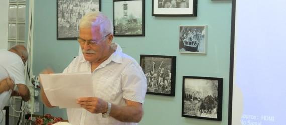 אחרי 40 שנה – נפרדו מאילן טל שהדריך את החוג האזורי לידיעת הארץ מיסודו של מנחם זהרוני