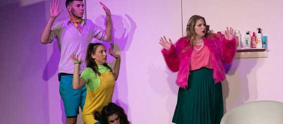 """ברודווי זה כאן! התקיימו ערבי הפקות של תלמידי י""""ב ממגמות התיאטרון של בית הספר """"העמק המערבי"""" ו""""ויצ""""ו נהלל"""""""
