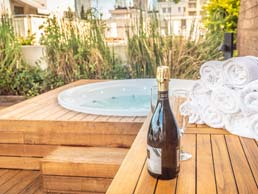 מלון שינקין תל אביב - מלון בוטיק עם שיק